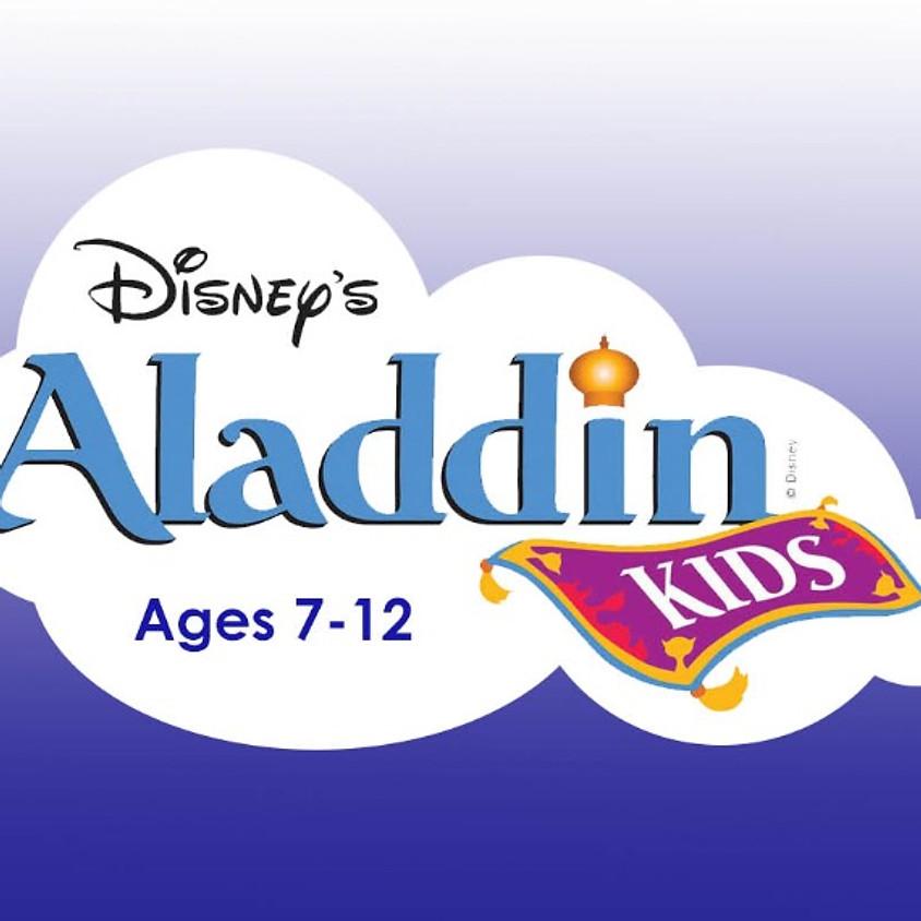ZIG KIDS PRESENTS: ALADDIN KIDS