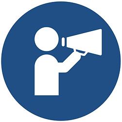 Communicating Icon