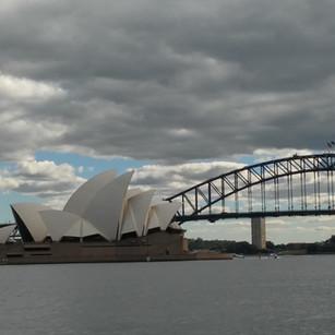 Touring Sydney