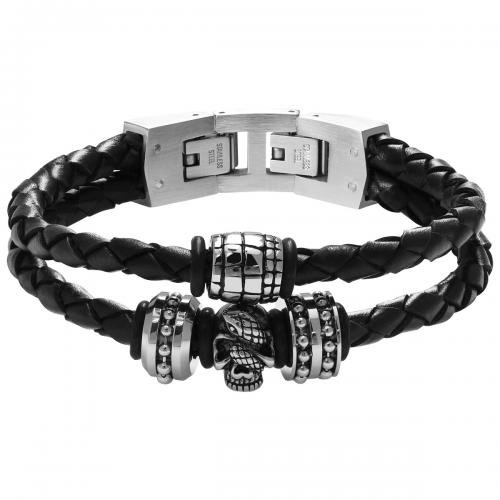 BRACELET ACIER ROCHET COLLECTION FURY