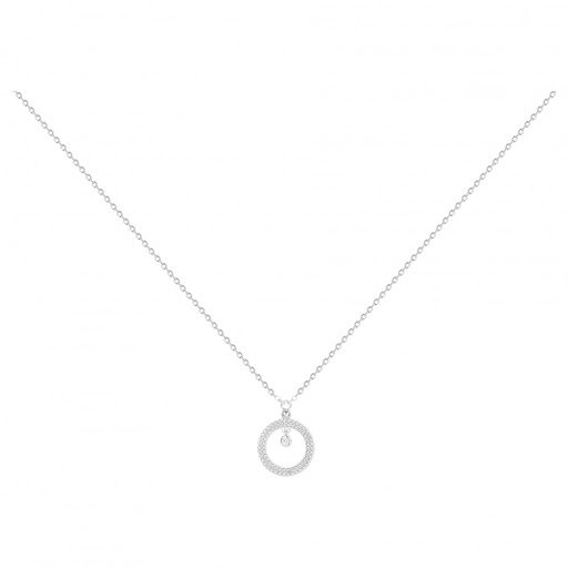 COLLIER ECLIPSE DE LUNE DIAMANT