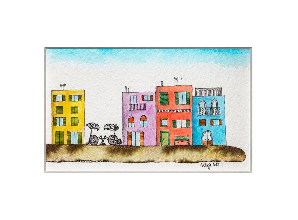 Piranske hiše (1)