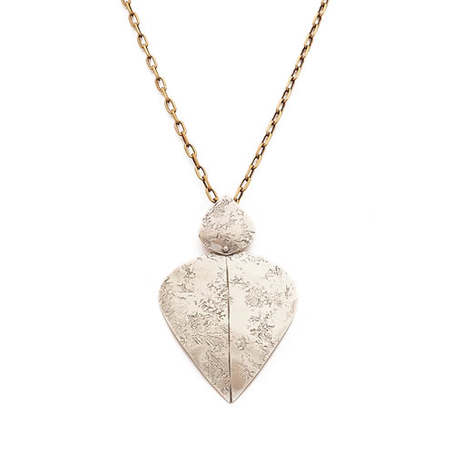 Samarra Necklace in Silver