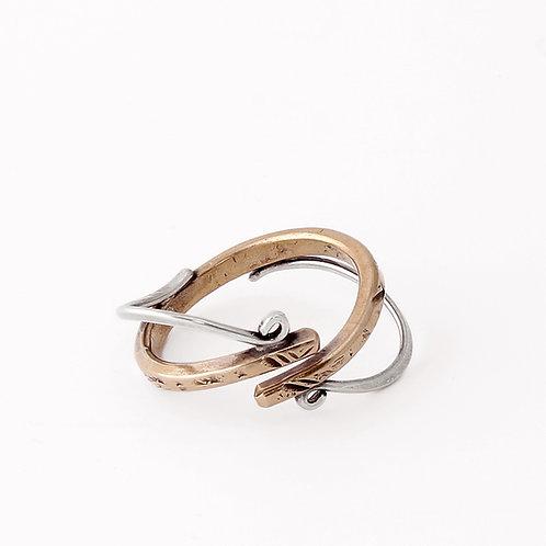Garland Wrap Ring