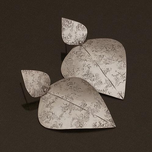 Samarra Earrings in Silver