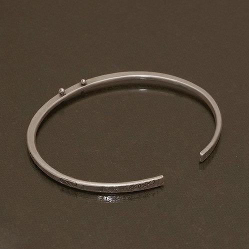 Birsa Bracelet in Silver