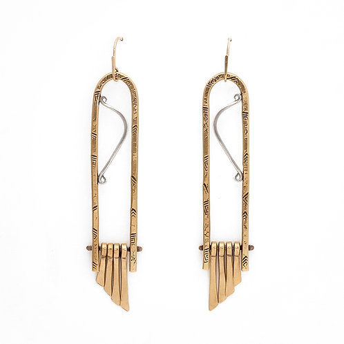 Lightwell Earrings