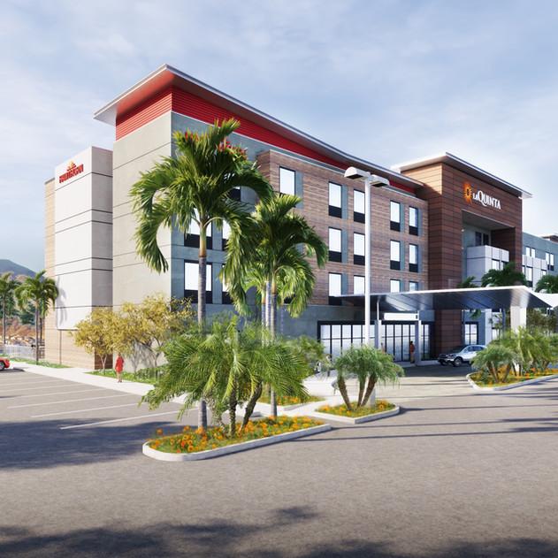 DUAL BRAND HOTEL