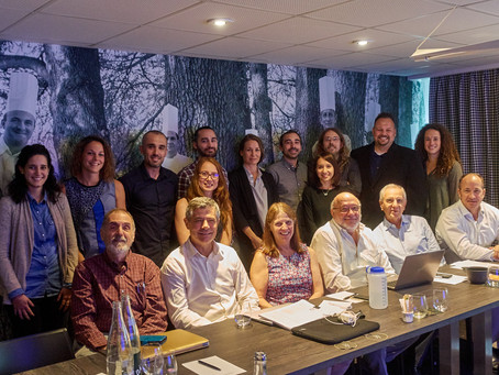 Second Mitocardia project meeting: Lyon, France September 2017