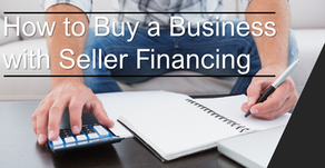 How to Buy a Business with Seller Financing