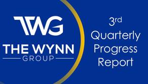 3rd Quarterly Progress Report