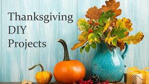 DIY Projects for Thanksgiving
