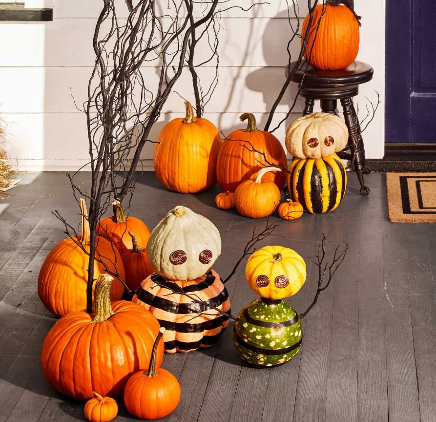 Monster Mash Pumpkins