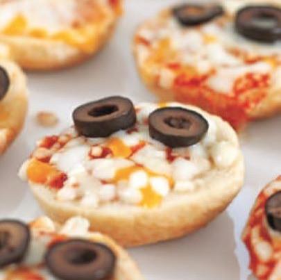 Monster Pizza Bites