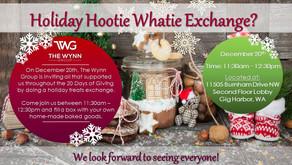 Holiday Hootie Whatie Exchange