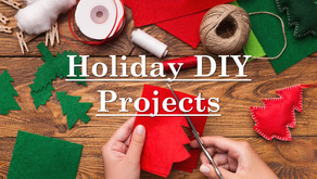 Holiday DIY Projects
