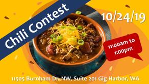 Chili Contest!