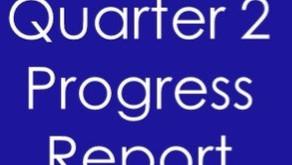 Quarter 2 Progress Report