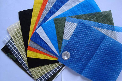 We make use of premium quality hypo crystalline material for manufacturing PE tarpaulins. Our PE tarpaulins are water resistant, low-temperature repellant, odorless and do not contain any toxic materials.
