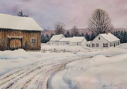 Quintessential New England Winter