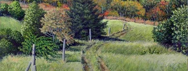 October Pasture