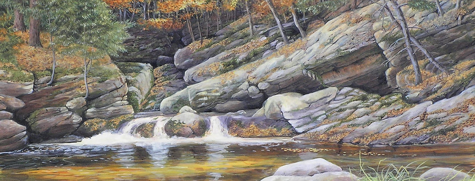 Huggins Gorge