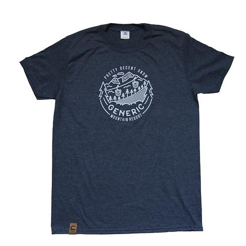 Generic Mountain Resort T-Shirt
