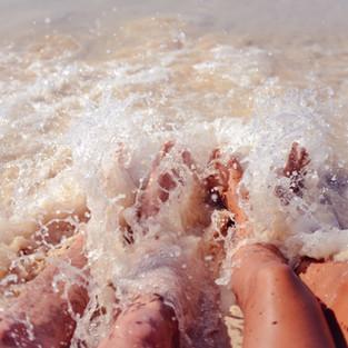 Spiaggia di sabbia dorata di Giardini Naxos