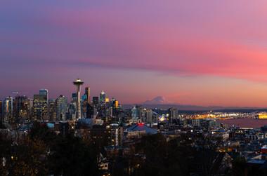Classic Seattle - 2x3