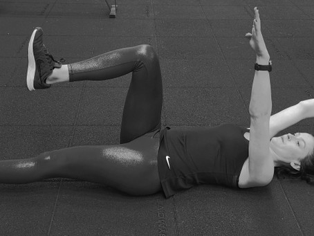 Improving your core strength for riding