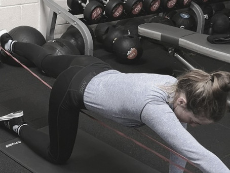 Is glute strength important for riders?
