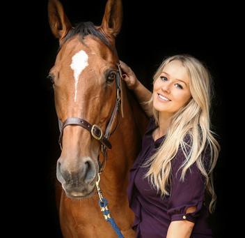 Meet the riders; Jasmine Punter
