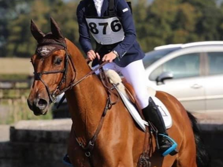 Meet the riders; Helen Bates Eventing