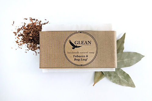 Tobacco and Bay Leaf Soap