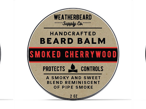 Smoked Cherrywood Beard Balm