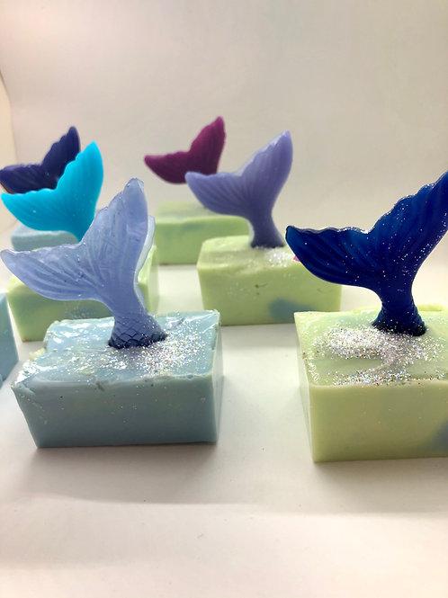 Mermaid Tale Soap