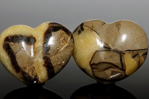 Madagascar Septarian Puffy Heart