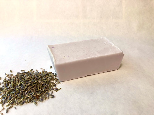 Pure Lavender with Goat's Milk