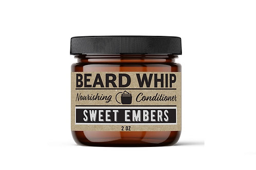 Sweet Embers Beard Whip  (Tobacco Vanilla)