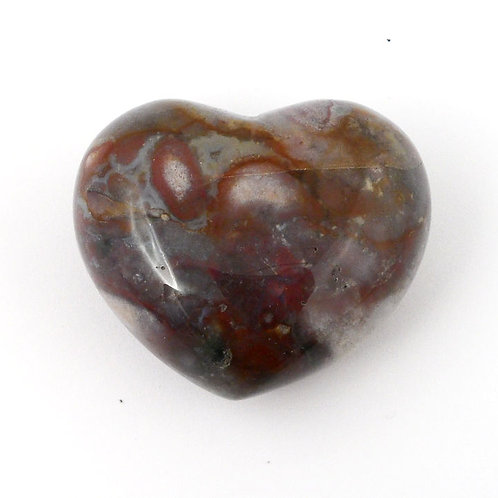 Jasper Puffy Heart