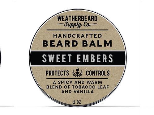 Sweet Embers Beard Balm