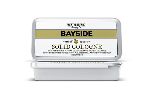 Bayside Solid Cologne (Sweet and Suave)
