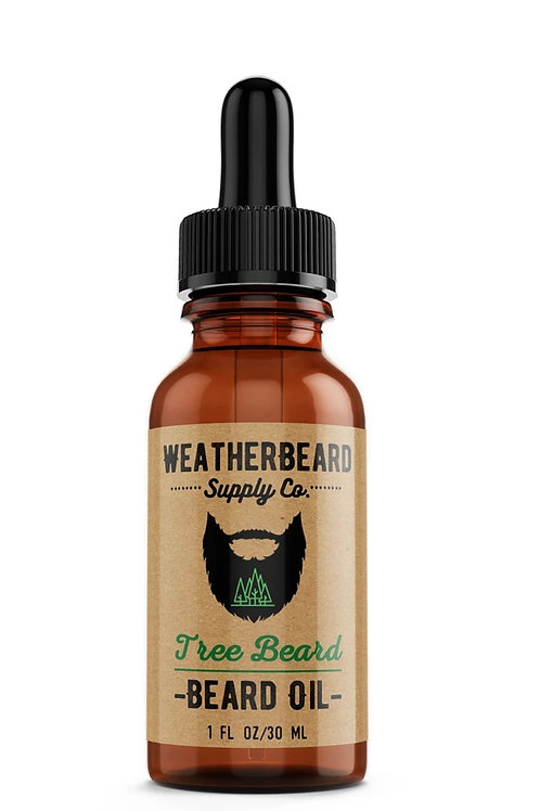 Tree Beard Oil (Woodsy & Floral)