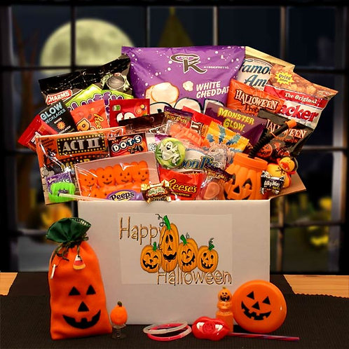 The Halloween Sampler Care Package 914672
