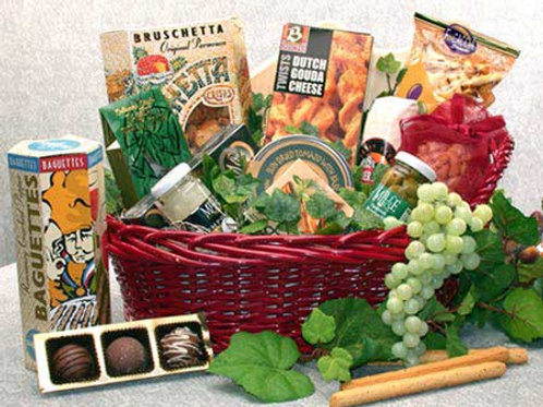 Fancy Foods Gourmet Gift Basket 810012