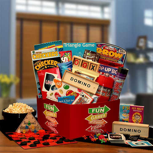 More Fun & Games Gift Box 890402