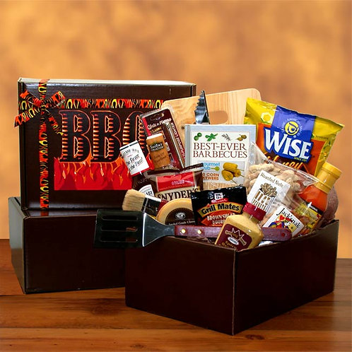 The Barbecue Master Gift Pack 88072