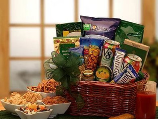 Gift Baskets for Special Diets