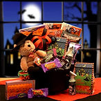 Shop Halloween Gift Baskets from Freebird Publishers