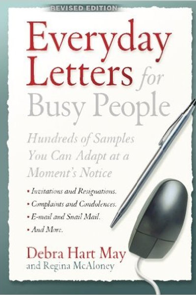 Everyday Letters for Busy People, Revised Edition